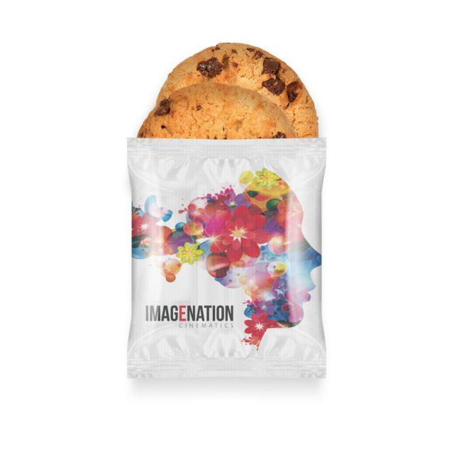 Paper Flow Bag – Maryland Cookies – x2