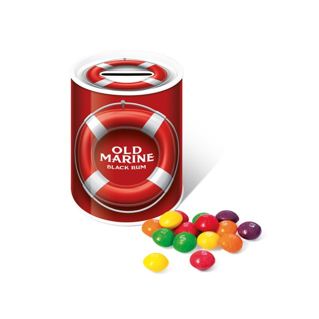 Money Tin – Skittles