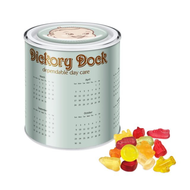 Large Paint Tin – Kalfany Fruit Gums