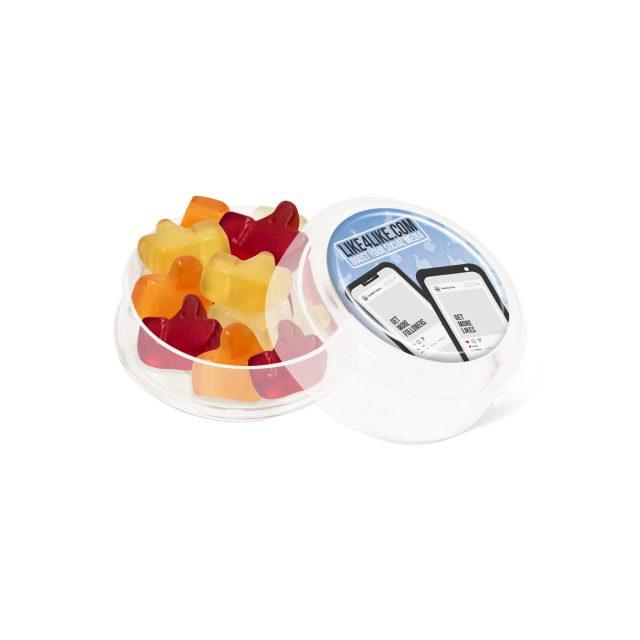 Mini Round – Kalfany Fruit Gums