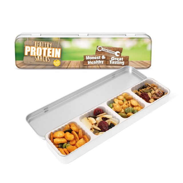 Slim Tin – Healthy Protein Snacks