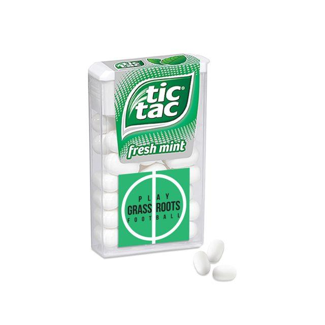 Kalfany –  – TicTac Fresh Mints – Box