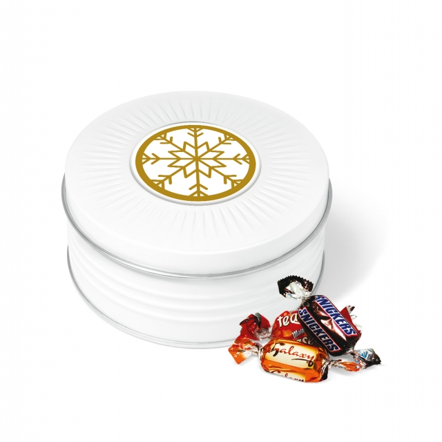 Winter Collection – Sunray Treat Tin – Celebrations