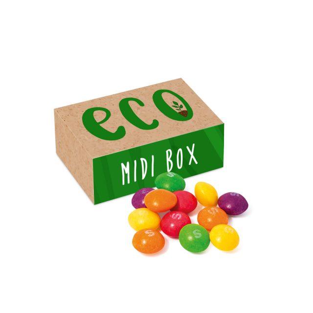 Eco Range – Eco Midi Box – Skittles