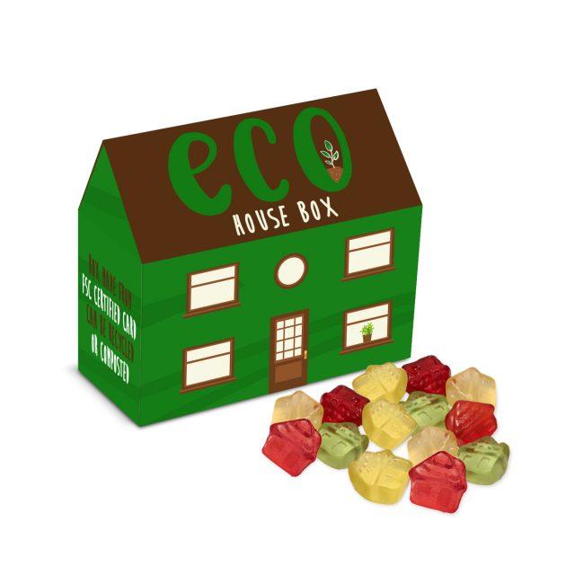 Eco Range – Eco House Box – Fruit Gum Mix