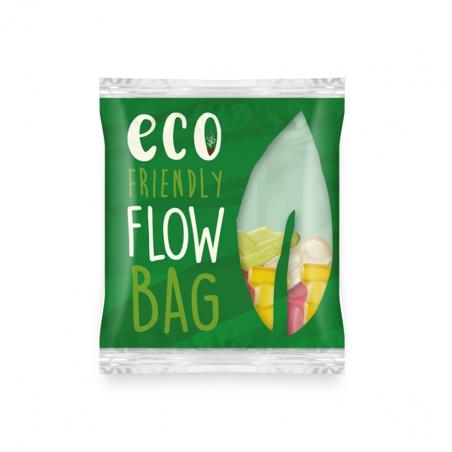 Eco Range – Eco Flow Bag – Kalfany Fruit Gums – 10g