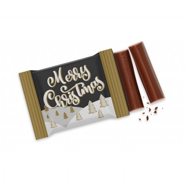 Winter Collection 2020 – 3 Baton – Chocolate Bar