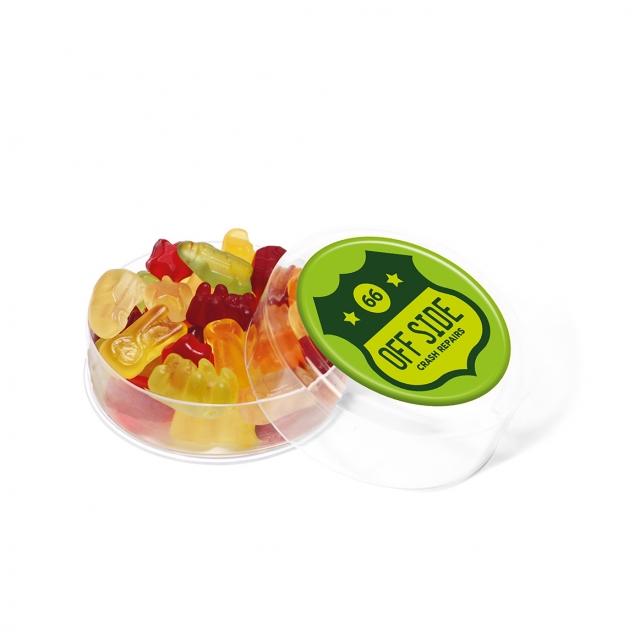 Maxi Round Pot – Fruit Gum Mix